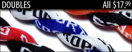 Titanium Necklace Shop - Titanium Sports Baseball Necklaces